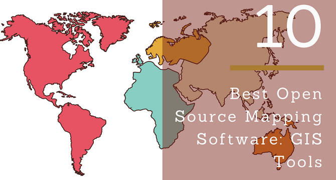 best open source mapping software - forward image