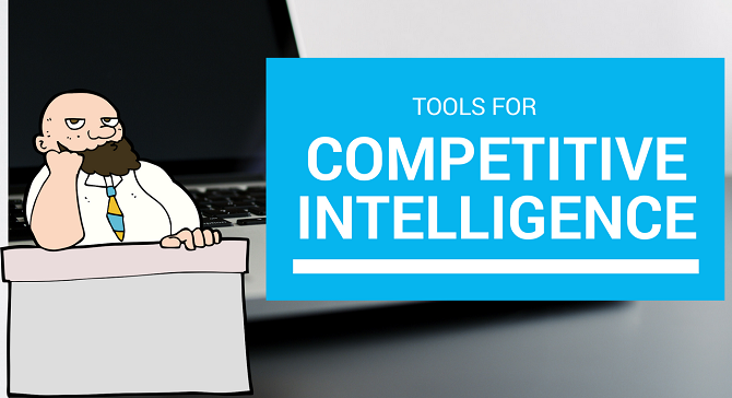 Marketing and Competitive Intelligence Tools