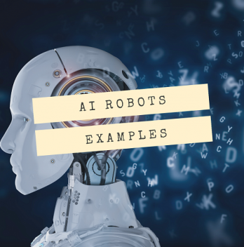 Artificial Intelligence Robots Examples - Featured Image