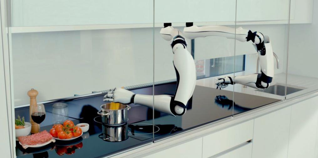 Moley Robotic Kitchen