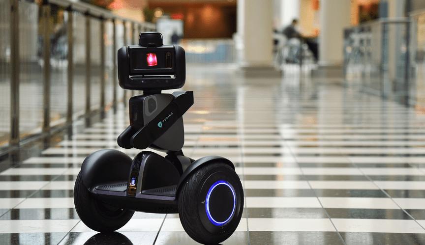 Nimbo Security Robot