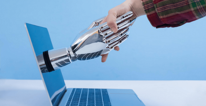 Artificial intelligence in e-commerce - featured image