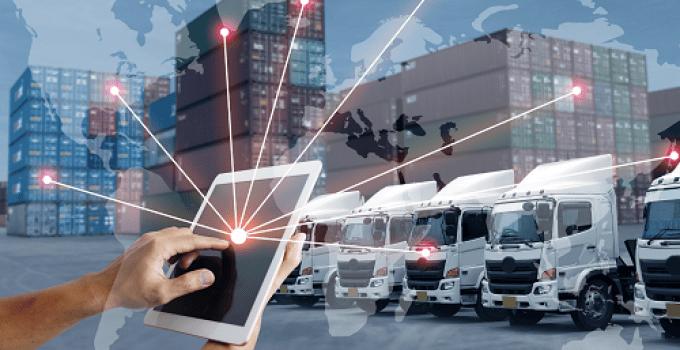 AI in logistics - featured image