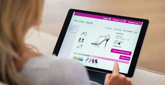5 Uses of Artificial Intelligence in eCommerce - featured image