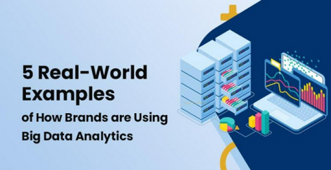 5 Real-World Examples of How Brands are Using Big Data Analytics - featured image