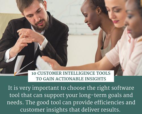 Best Customer Intelligence Tools - Featured Image