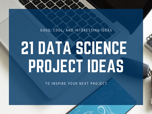 data science project ideas - featured image
